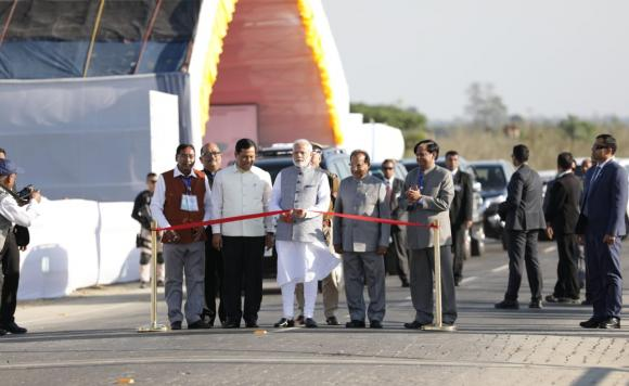 PM at Bogibeel Inauguration